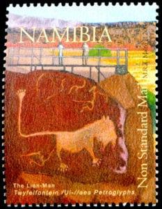 stamp the lion man twyfelfontein - mrt malto II 2008 web