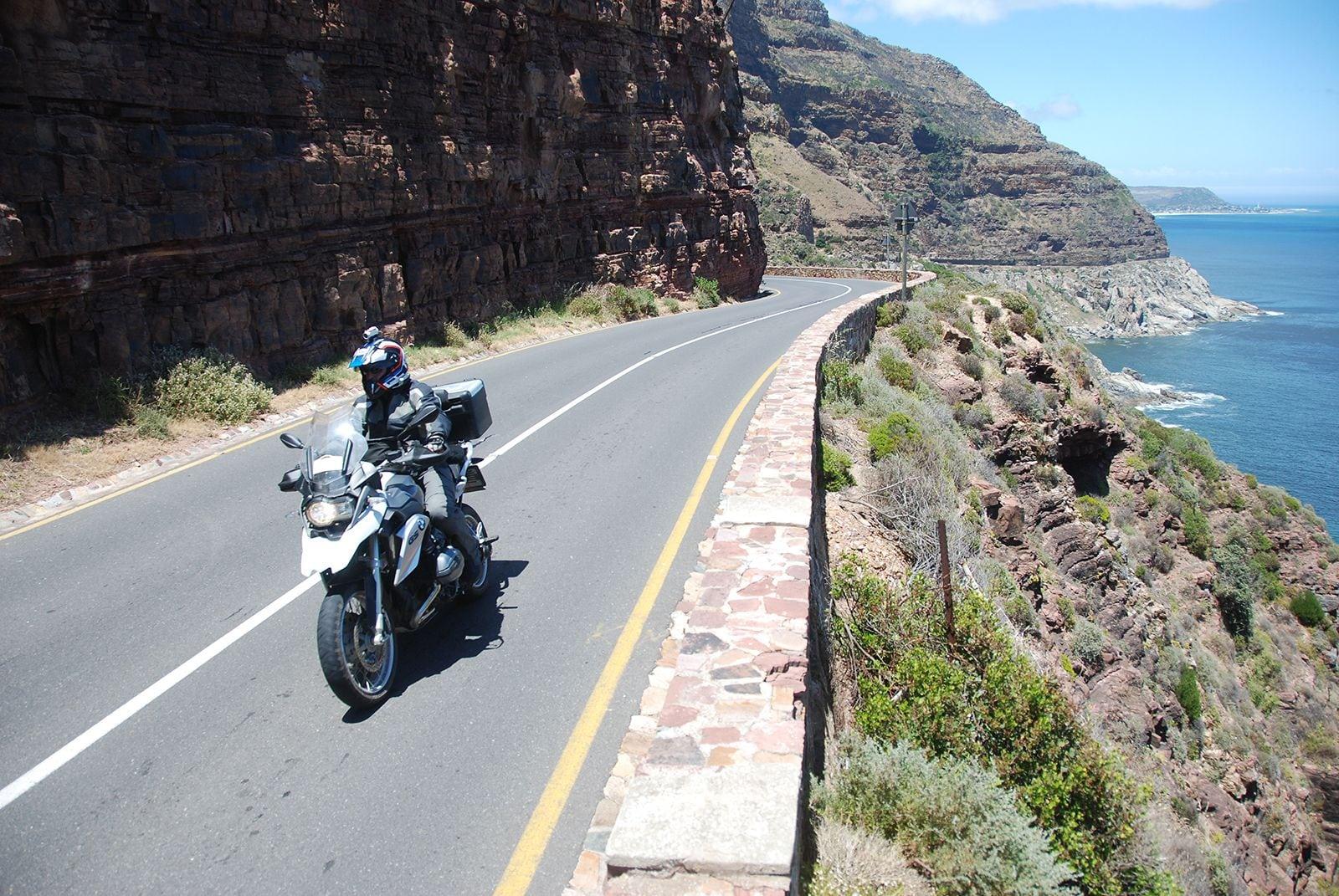 175 kms paved. Accommodation near Stellenbosch
