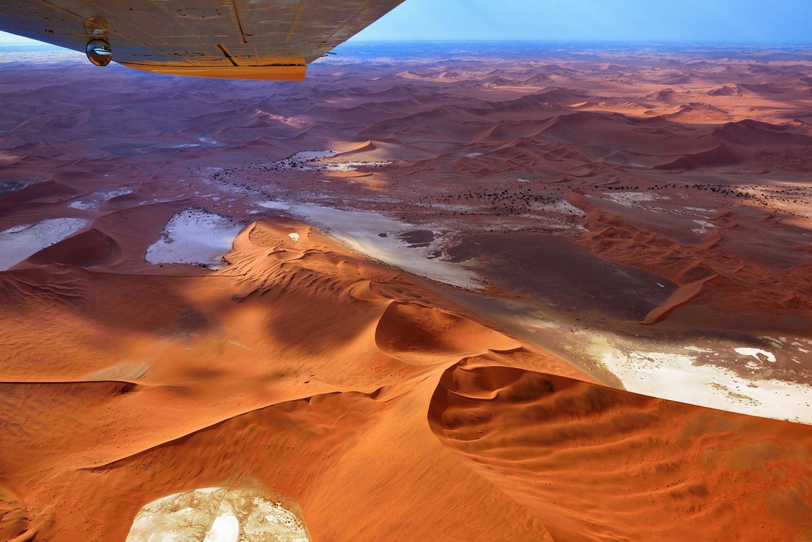 No riding. Dune Tour. Accommodation near Sesriem