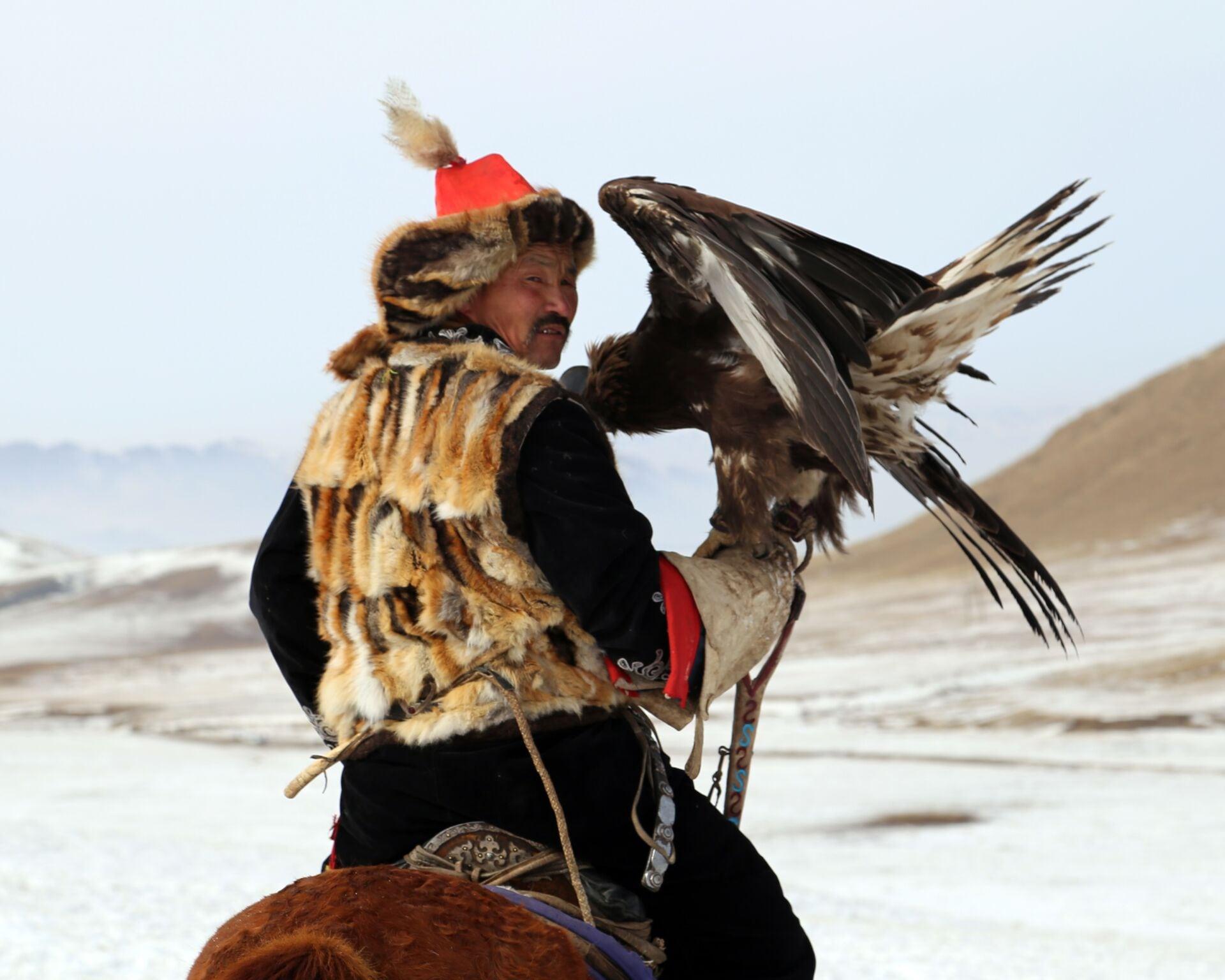 Fly to Ulaanbaatar