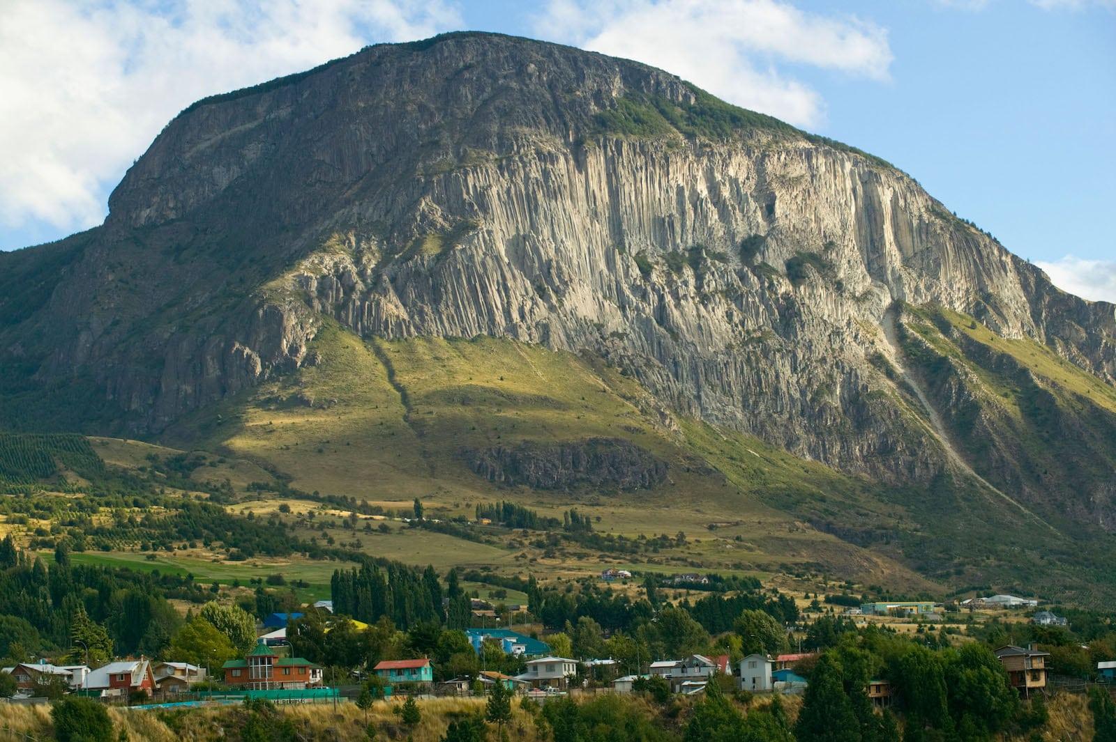 Coyhaique, Chile. 220 kms