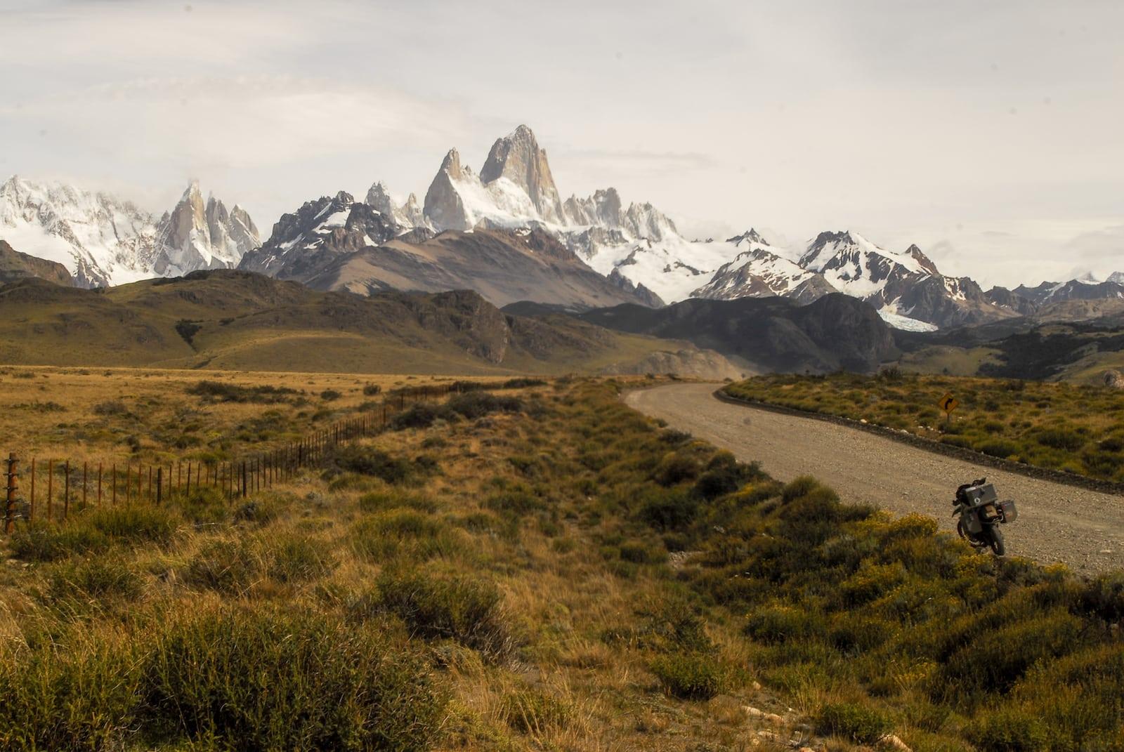 El Chalten, Argentina. 275 kms