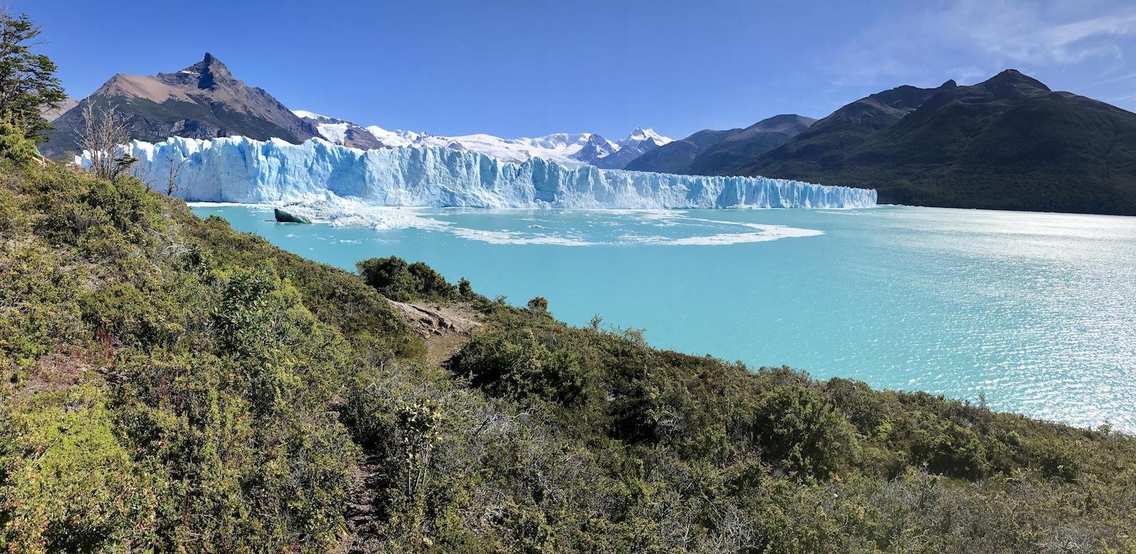 El Calafate, Argentina. 215 kms