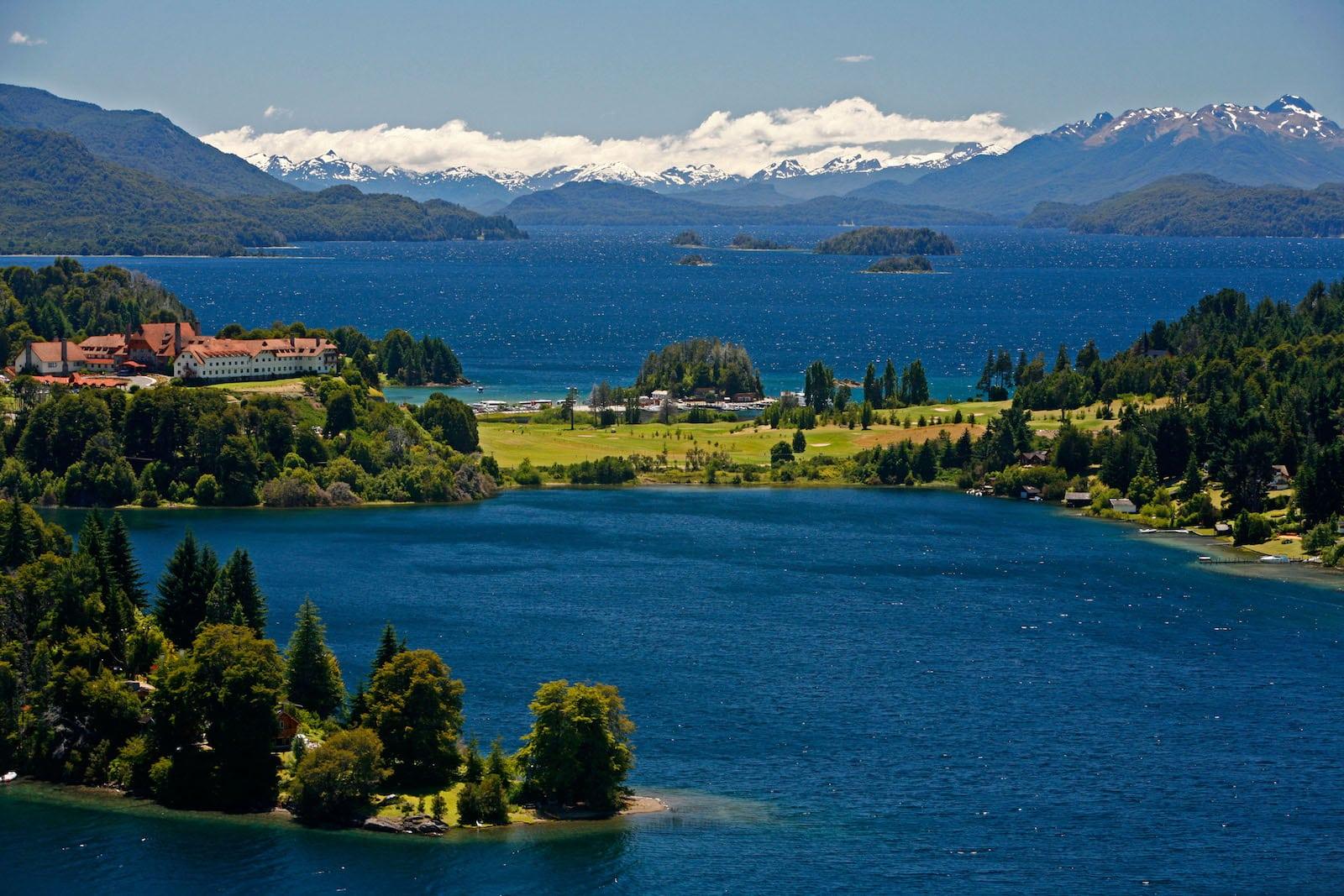 Bariloche, Argentina. 200 kms
