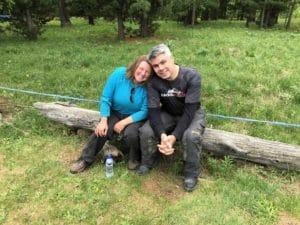 Nate and Kathy Davis