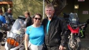 Greg Harper and Teresa Martin