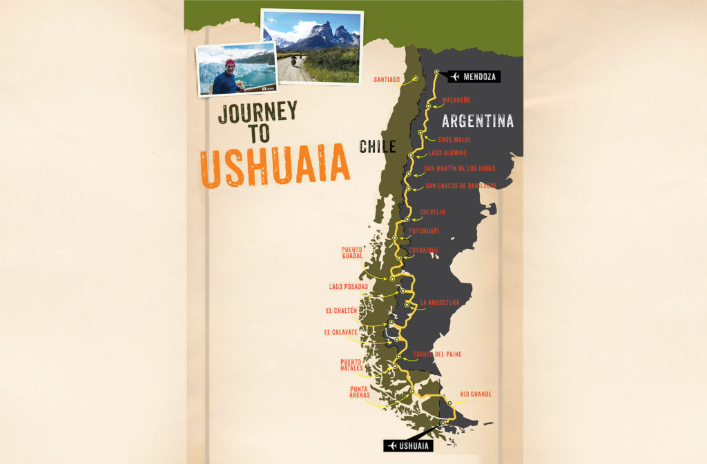 South American Motorcycle Tours