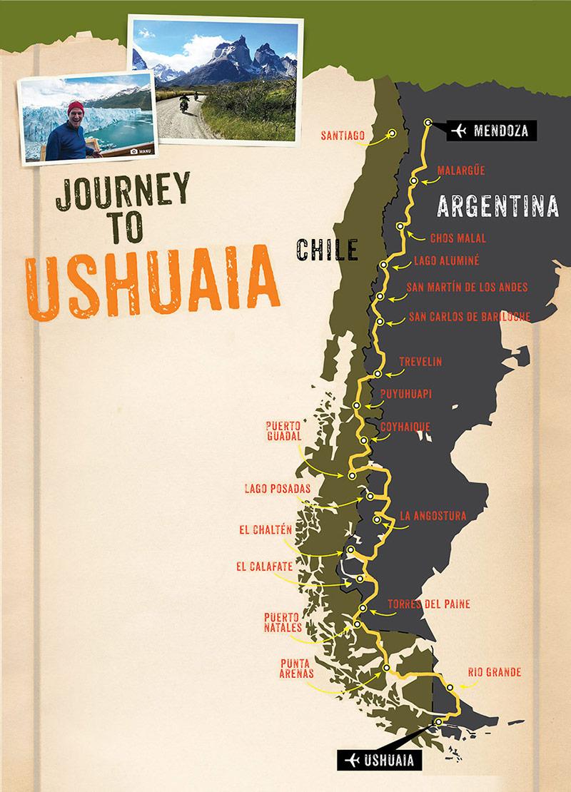 Ushuaia Motorcycle tours
