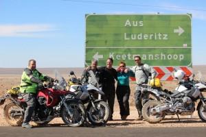 Africa Motorcycle Safari